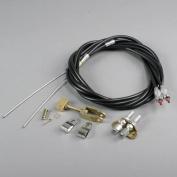 Wilwood 3309371 Parking Brake Cable Kit