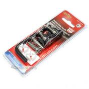 Cruiser Frames Rattle Stop Fasteners Standard - Set Of 4