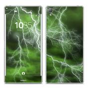 DecalGirl SXZ3-APOC-GRN Sony Xperia Z3 Skin - Apocalypse Green