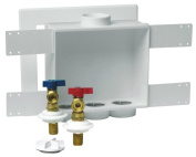 Oatey Company 38530 1-4 Turn Washing Machine Outlet Box
