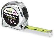 Komelon Usa Corporation 416HV .190cm . X 41cm . Chrome Professional Tape Measure