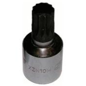VIM Tools XZN110 8 pc. Set Thru 16 M Stubby Xzn One Piece Drivers 1cm . Square Drive