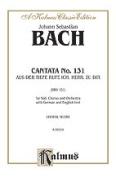 Alfred 00-K09310 BACH CANTATA NO. 131