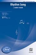 Alfred 00-35867 Rhythm Song-3 Pt Mxd Book