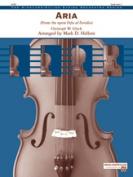Alfred 00-35972S S Aria-Orfeo Ed Euridice-Hso Book