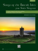 Alfred 00-39750 SONGS OF BRITISH ISLES SOLO-LO-BK