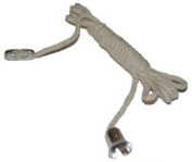 Jandorf Specialty Hardware 90234 0.9m String & Bell 10 Pack
