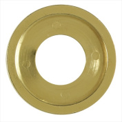 Blue Flame DFR.02 Flange Ring - Polish Brass