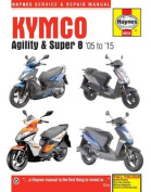 Kymco Agility and Super 8 Service and Repair Manual