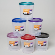 RGP 41853 Food Storage Container Round Pack Of 48