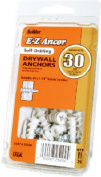 ITW Brands 25200 25 Pack No. 50 Plastic Drywall Anchors