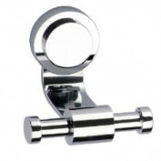 Dawn Kitchen & Bath 9304S Robe Hook - Satin Nickel