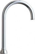 Chicago Faucet Company 157361 Goosenk Spt5-.35 & 5-.25Lf