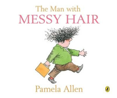 The Man With Messy Hair,