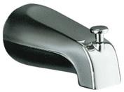 Kohler GP85555-CP 20cm x 15cm . Chrome Plated Bath Spout