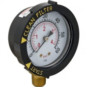 Gli Pool Products 190058 Pressure Gauge Replacement Pool & Spa Valve And Filter