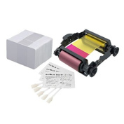 Badgy VBDG205EU Consumable Pack Colour Ribbon
