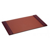 Dacasso p3025 Side-Rail Desk Pad - Mocha