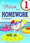 Time for Homework 1