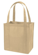 (Set of 12) 12 Pack- Reusable Grocery Shopping Tote Bag