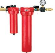Reading Technologies EH4000-3R Eliminator II Desiccant Dryer Reg. Outlet 1.3cm . - 1cm .