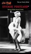 Hot Stuff SP1993-4x6 Marilyn white dress Poster