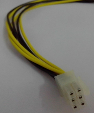 MakeMendel MMATXCNTR6 6 Pin Atx Connector