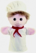 Get Ready Kids Chef Hand Puppet