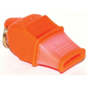 OlympiaSports WH085P Fox 40 Sonik Blast CMG Whistle - Orange