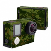 DecalGirl GPH4-CADCAMO GoPro Hero4 Black Skin - CAD Camo