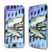 DecalGirl AIP6-STRIPEDBASS Apple iPhone 6 Skin - Striped Bass