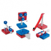 Learning Resources LRNLER2442 Simple Machines Set 5 Per Set