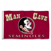 BSI Products 35604 Florida State Seminoles Man Cave Flag With 4 Grommets