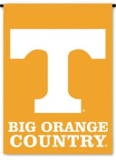 BSI Products 83201 Ncaa Tennessee Volunteers 2-Sided Country Garden Flag