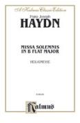 Alfred 00-K06246 HAYDN HEILIGMESSE V