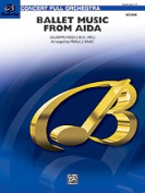 Alfred 00-CO00159C S BALLET MUSIC FROM AIDA