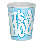 Beistle 58218 Its A Boy Beverage Cups Pack Of 12