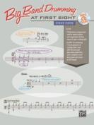 Alfred 00-37262 BIG BAND DRUMMING 1ST SIGHT-BK & CD