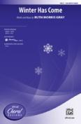 Alfred 00-38021 Winter Has Come-Ssa Book