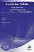 Alfred 00-39738 Sonatemi Un Balletto-Ssa Book