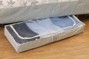 Whitney Designs 68062PP Underbed Chest - Tea and Fog