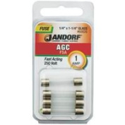 Jandorf Specialty Hardw Fuse Agc 1A Fast Acting 60626