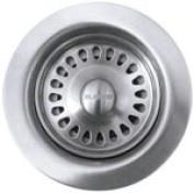 Blanco 441098 Sink Waste Flange Basket Strainer - Stainless