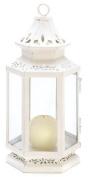 Zingz & Thingz 57070786 Medium Victorian Candle Lantern