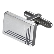 Caseti CACL003 Caseti Leo Stainless Steel Cuff Links