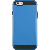 DreamWireless TCAIP6UVBKBL Apple iPhone 6 Luxmo TPU Hybrid UV Protected Case 12cm . - Black & Blue
