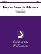 Alfred 81-SC2724 Piece en Forme de Habanera - Music Book