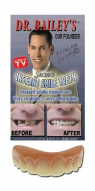 Billy Bob Teeth 12198 Instant Smile Teeth