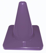 Olympia Sports CO077P 15cm . Traffic Cone - Purple