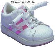 Shoe Laces Coiler White (pr)